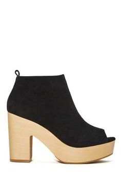 Shoe Cult Corina Platform Bootie | Shop What's New at Nasty Gal
