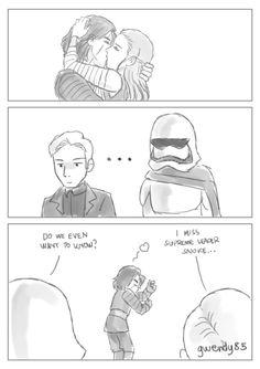 I miss supreme leader snoke