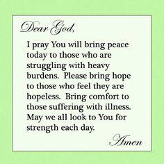 #prayer #faith
