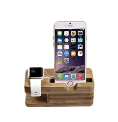TROND AC3 Charging Stand Docking Station for Apple Watch/Sport/Edition, Both 38mm and 42mm:Amazon