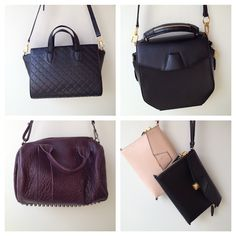 Just in from Alexander Wang!