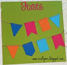 Non-traditional colors for a baby book {welcome to my new niece} with the cricut explore and design space links