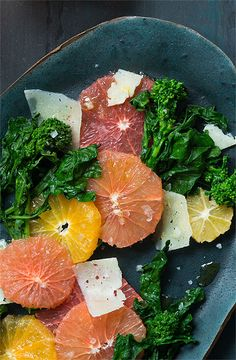 Want something light that will delight? Then a Broccoli Rabe and citrus salad is your go-to. Whether you eat it at lunch or dinner, it is sure to please.