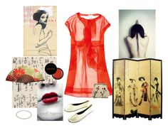 Designer Clothes, Shoes & Bags for Women Alter Ego, Geisha, Shoe Bag, Polyvore, Stuff To Buy, Shopping, Collection, Design, Women