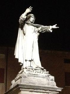 Statua del Savonarola | Le foto di Cecilia