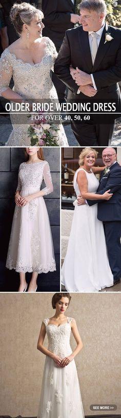8 Best Wedding Dress Older Bride Images Older Bride Wedding