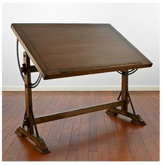 Copy Cat Chic: Restoration Hardware 1920's French Drafting Table