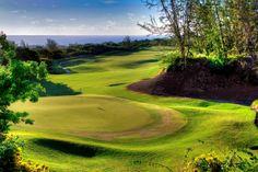 Hole 6 on the amazing Royal Westmoreland golf course