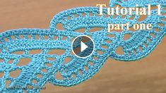 Tape lace is one of the most popular topics in crochet world. The gorgeous motif I'm showing you today is created by joining different tape laces.Crochet & Knit by Beja - Free Patterns, Videos + How To Cordon Crochet, Marque-pages Au Crochet, Crochet Cord, Free Crochet, Crochet Hats, Crochet Shell Stitch, Crochet Motif Patterns, Lace Patterns, Crochet Stitches