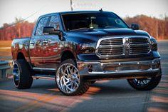 Dodge Trucks Lifted, Ram Trucks, Pickup Trucks, 2017 Ram 1500, 2018 Ram, Ram 1500 Custom, Dodge Ram 1500 Accessories, Dually Wheels, Ram Sport