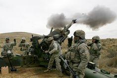 artillery emplacement