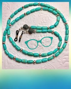 Essential oil eyeglasses holder (handcrafted) for Sale in Dover, NH - OfferUp Ladybug Jewelry, Eyeglass Holder, Metal Beads, Silver Metal, Lava, Eyeglasses, Turquoise Bracelet, Jewelry Accessories, Essential Oils
