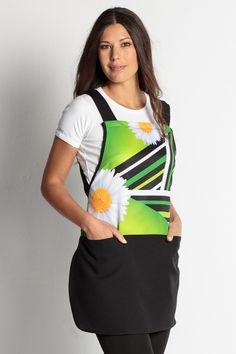 Estola Margaritas Blouse, Baseball, Tops, Aprons, Flowers, Ideas, Fashion, Templates, Apron
