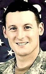 Army SSG Christopher W. Swanson, 25, of Rose Haven, Maryland. Died July 22, 2006, serving during Operation Iraqi Freedom. Assigned to 2nd Battalion, 6th Infantry Regiment, 1st Armored Division, Baumholder, Germany. Died of wounds sustained when hit by enemy small-arms fire during combat operations in Ramadi, Anbar Province, Iraq.
