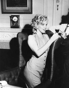 Marilyn Monroe, c.1957