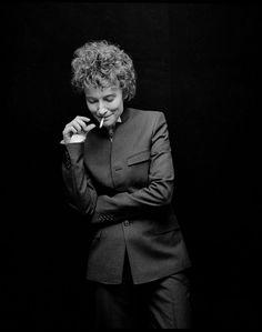 Cate Blanchett  as Bob Dylan, by Robert Maxwell