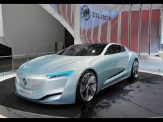 Buick Riviera Concept reveal at Auto China 2013