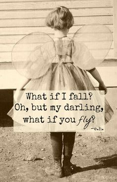Love this: we all need to Motivate Each Other to spread our wings and live our lives to our full potential instead of allowing fear of failure to stop us taking off. Be brave and believe in yourself.