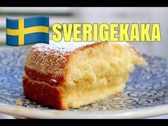 Igår bjöd ju jag tjejerna på Sverigekaka. Jag VET ju hur gott det är alltså, även om jag inte åt den igår så kände jag doften. Nästan så doften satte sig i gommen liksom. Helt fantastiskt! Anyway…. det är ju en höjdarkaka ur alla synpunkter. Luftig, så god, enkel och riktigt vacker också! RECEPT: 3 […] Fruit Bread, Banana Bread, Baked Donuts, Little Cakes, Trifle, Coffee Cake, Cornbread, Ethnic Recipes, Desserts