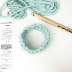 100% Peruvian Wool Aquamarine