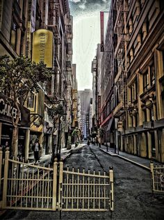 Maiden Lane, San Francisco