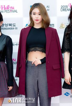 "princesst-ara: """"150920 Hallyu Dream Festival "" """