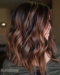 54 Best Brown Hair Medium Length Images In 2019 Haircolor Hair