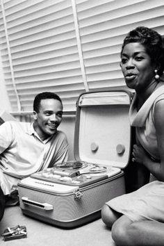 1958 Quincy Jones and Sarah Vaughn