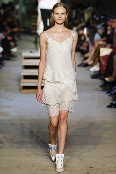Défilé Givenchy Printemps-été 2016