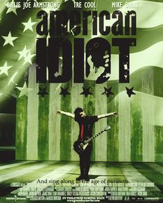 American Idiot- One of the best albums ever made- By ANYONE