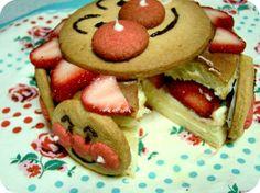 Anpanman cake!