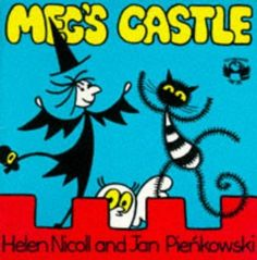 Meg, Mog and Owl stay in a castle. They meet ghastly ghosts and spooky white knights, fight brave battles and tuck into a big feast. Great Books, My Books, Stay In A Castle, Owl, English Heritage, English Book, Bank Holiday Weekend, Penguin Books, Book Authors