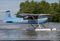Cessna A185E Skywagon 185 aircraft picture