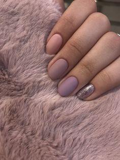 Gelish Nails, Nail Manicure, Pink Nails, Nail Polish, Fabulous Nails, Perfect Nails, Gorgeous Nails, Cute Nails, Pretty Nails