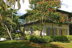 Kült Yazarların Doğa İçerisindeki Güzel Evleri