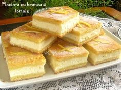 Yami Yami, Romanian Food, Romanian Recipes, Cornbread, Cooking, Ethnic Recipes, Desserts, Sweets, Millet Bread
