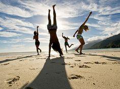 #beach #fun