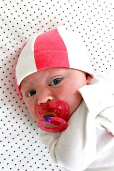 Celebrate BABY — little hat: finding the stretch   MADE
