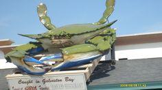 Gaido's Seafood, Galveston Sea Wall