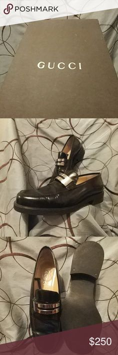 Gucci Loafers Mocassino Pelle Guarn Worn once Gucci Shoes Flats & Loafers