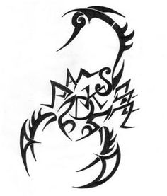 Scorpion Tattoo Designs - The Body is a Canvas