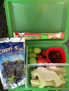 SusanKMann: Capri-Sun Juice Drink Lunchbox Ideas #CapriSunSchool #Shop