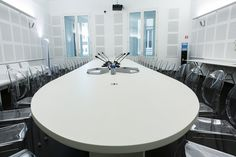 Suite 5 - boardroom style for 40 people