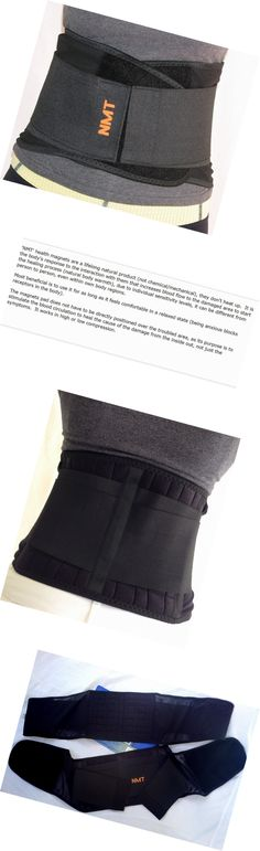 7bbdba50a6a Orthotics Braces and Sleeves  Nmt Lower Back Brace ~ Pain Relief ~ Lumbar  Support Belt