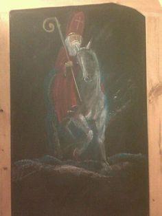 Blackboard Drawing, Blackboard Art, Chalkboard Drawings, Chalk Drawings, Primitive Crafts, Primitive Christmas, Country Christmas, Christmas Christmas, Christmas Crafts