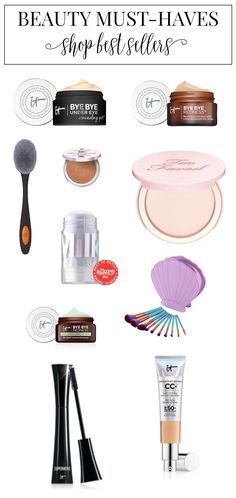 Shop these Beauty Must Haves! Products purchased the most by Hairspray and Highheels