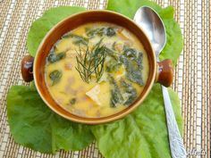 Cheeseburger Chowder, Thai Red Curry, Soup, Ethnic Recipes, Soups