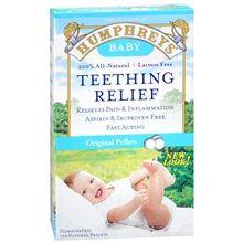 Humphreys teething strips