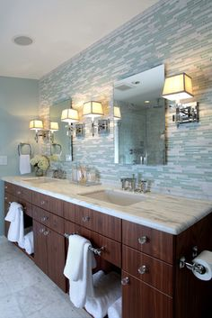 Sea Foam Green Wall Color Design, Pictures, Remodel, Decor and Ideas - page 5