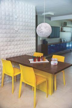 Cadeira Alice polida amarela - 92037000 : Cadeiras - Design | Tramontina